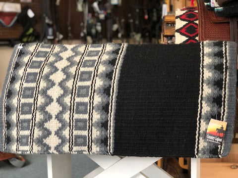 Country Legend Wool Saddle Pad