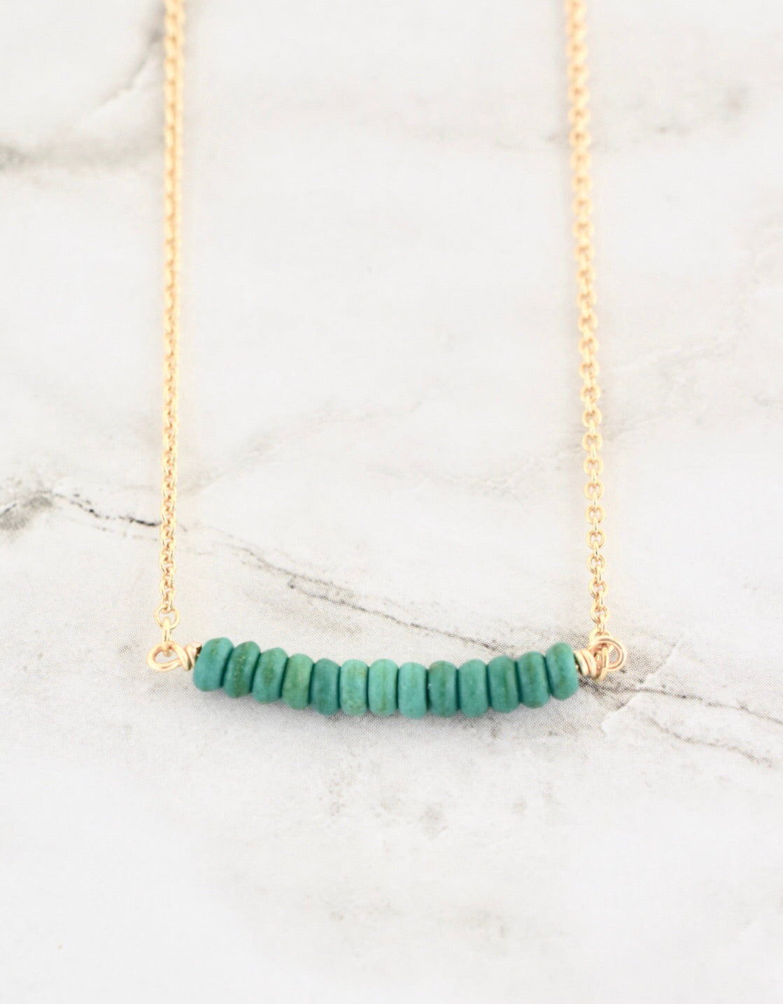 Finley Turquoise Necklace