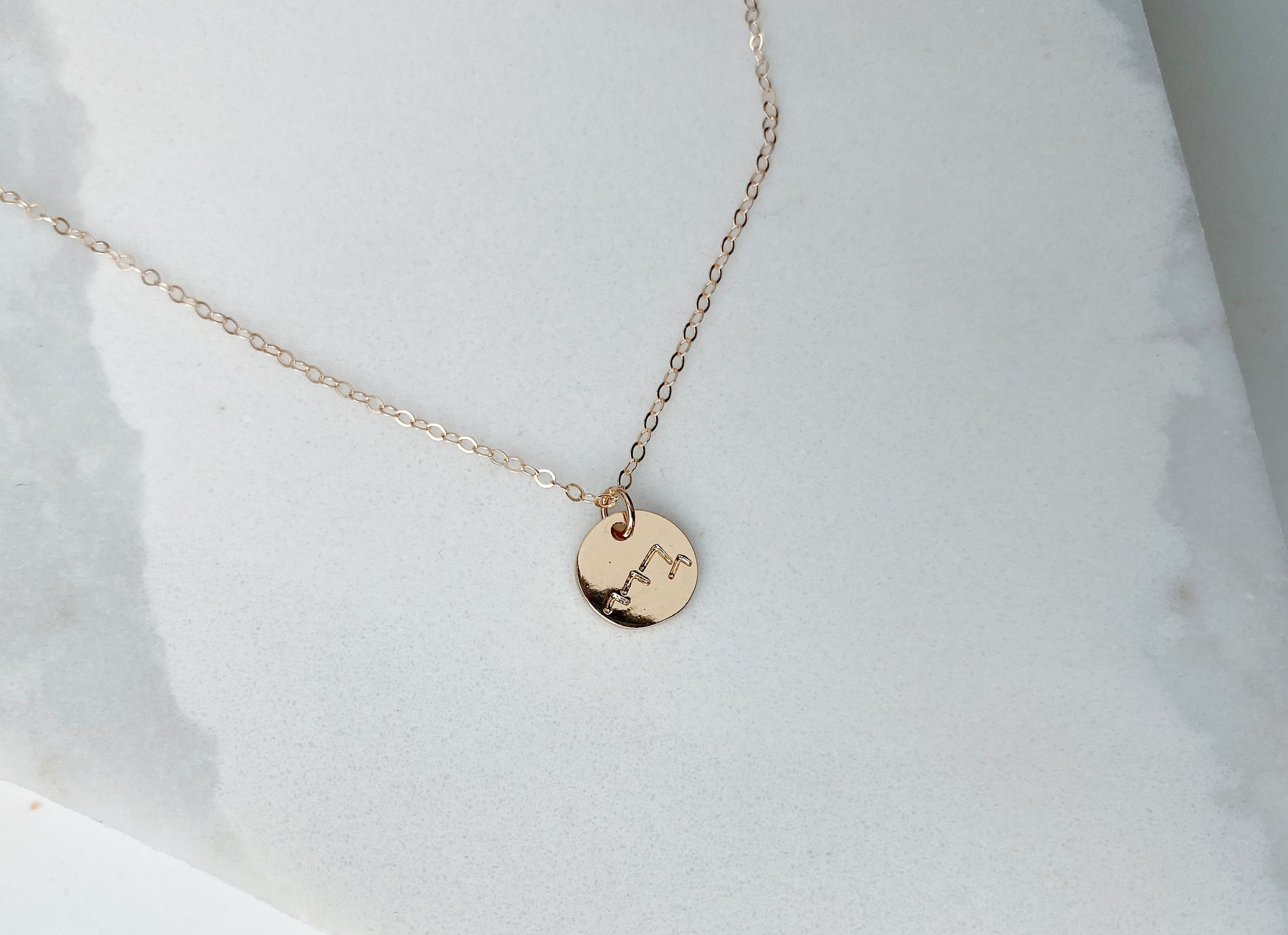 Cal James Necklace