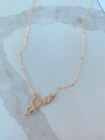 Iver Necklace