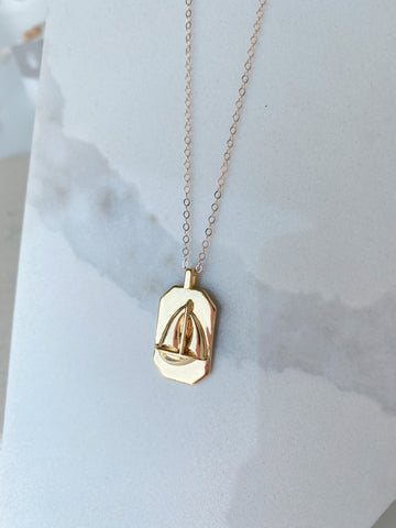 Sailor Necklace
