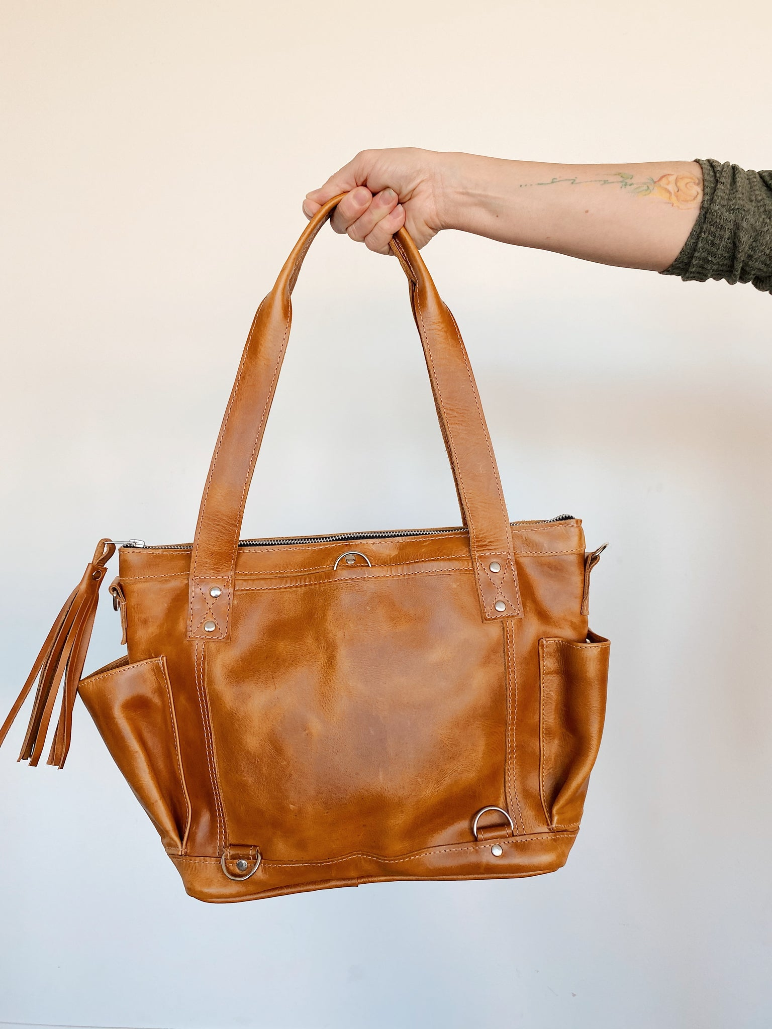 Lawson Convertible Bag