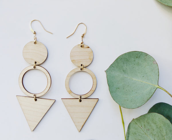 Dressember Earrings