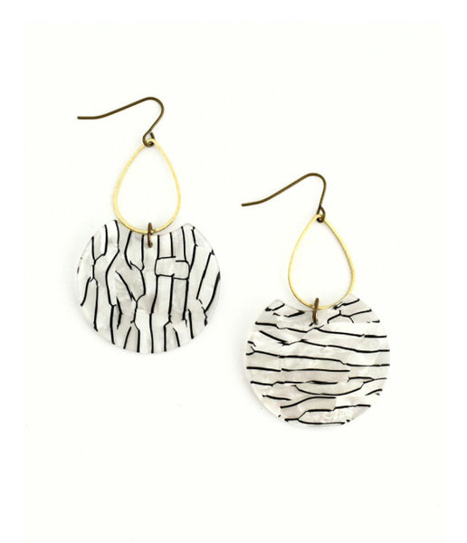 Etch Earrings