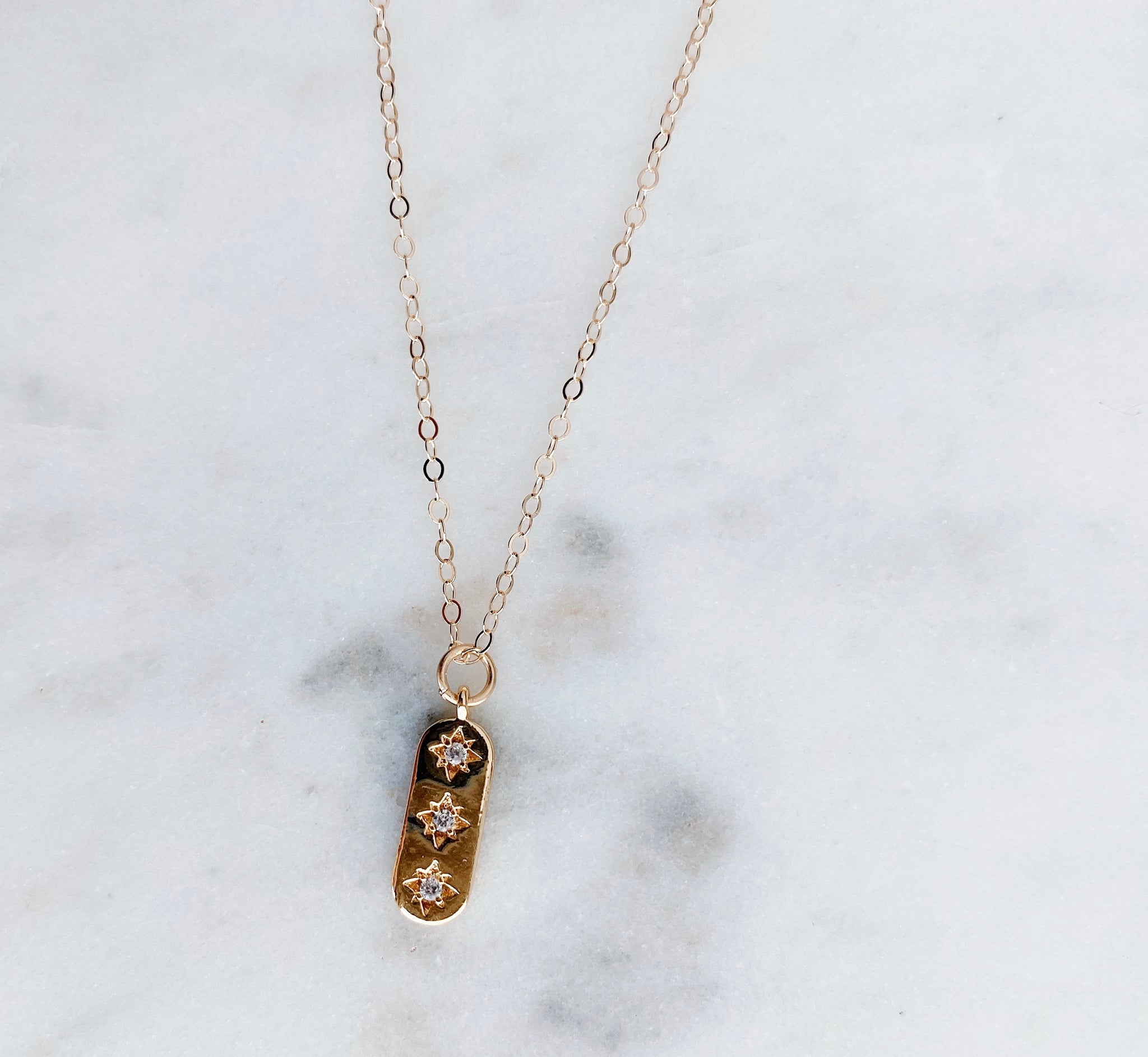 Lucie Mae Necklace
