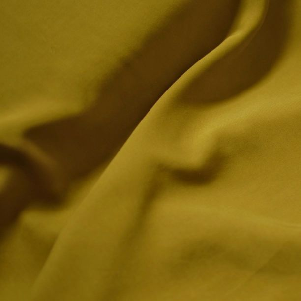 *SPECIAL HOLD FOR CUSTOMER* Ochre – Safia Lyocell Twill – 1/2 yard