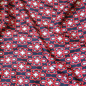 Baroque Silk Twill Print – 1/2 yard