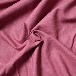 Crushed Rose – Silva Raw Silk Noil – 1/2 yard