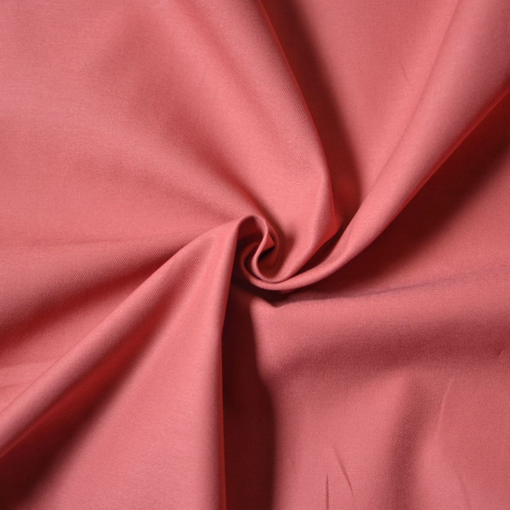 Dusty Rose – Gracey Organic Cotton 7 oz. Twill – 1/2 yard