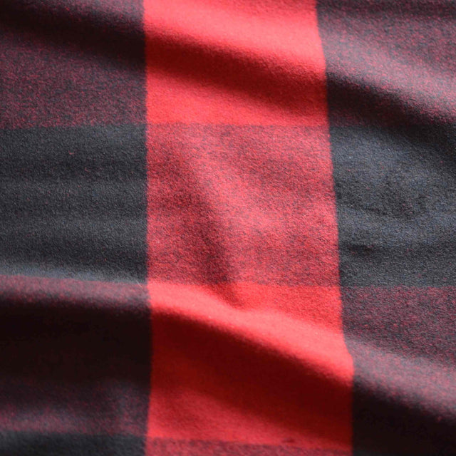 Buffalo Plaid Coating – 1/2 yard