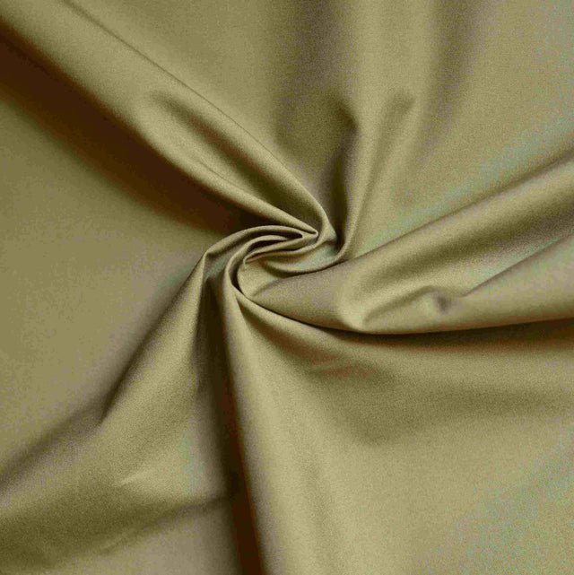 Faded Olive 100% Cotton Twill – 1/2 yard
