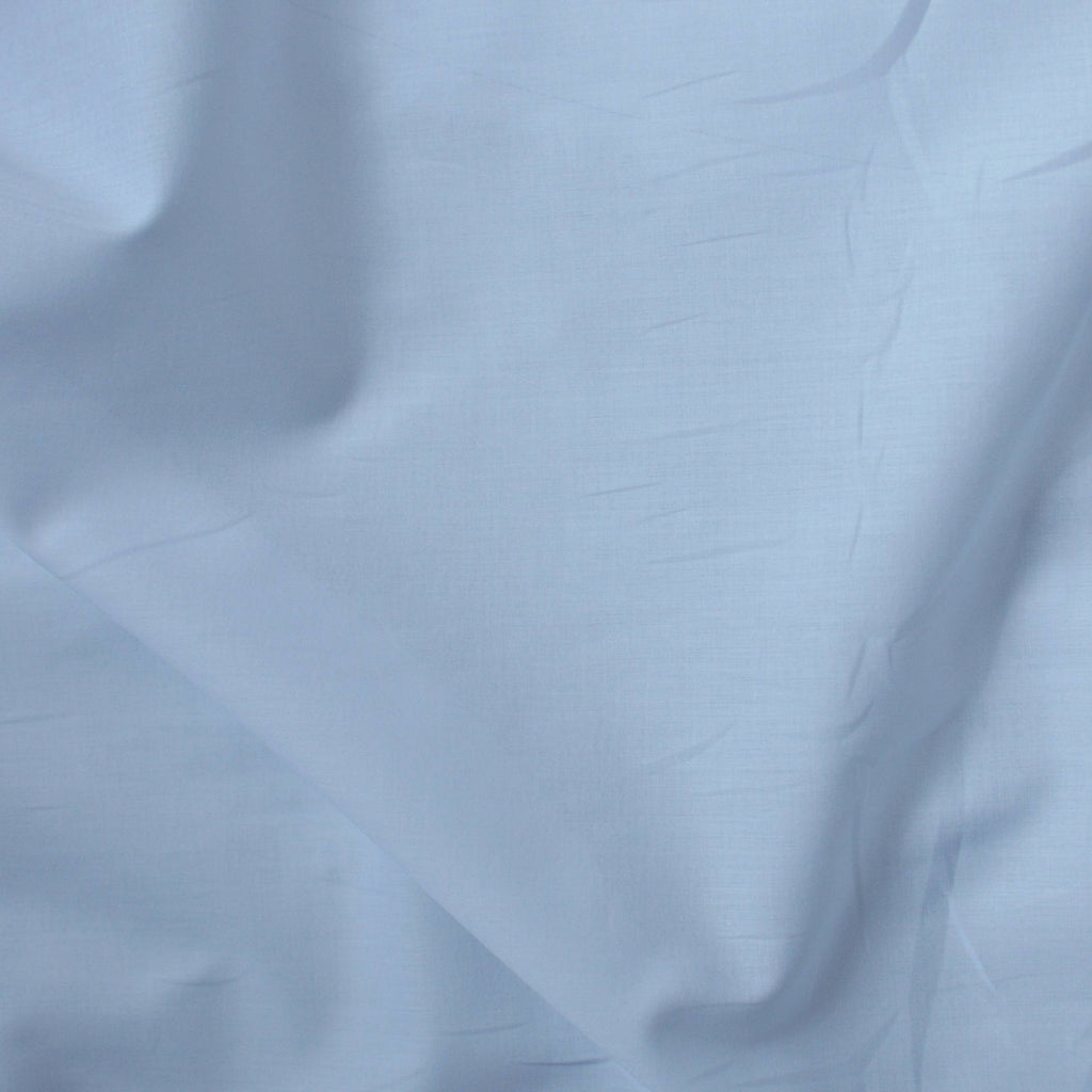 White – Organic Cotton Batiste – 1/2 yard