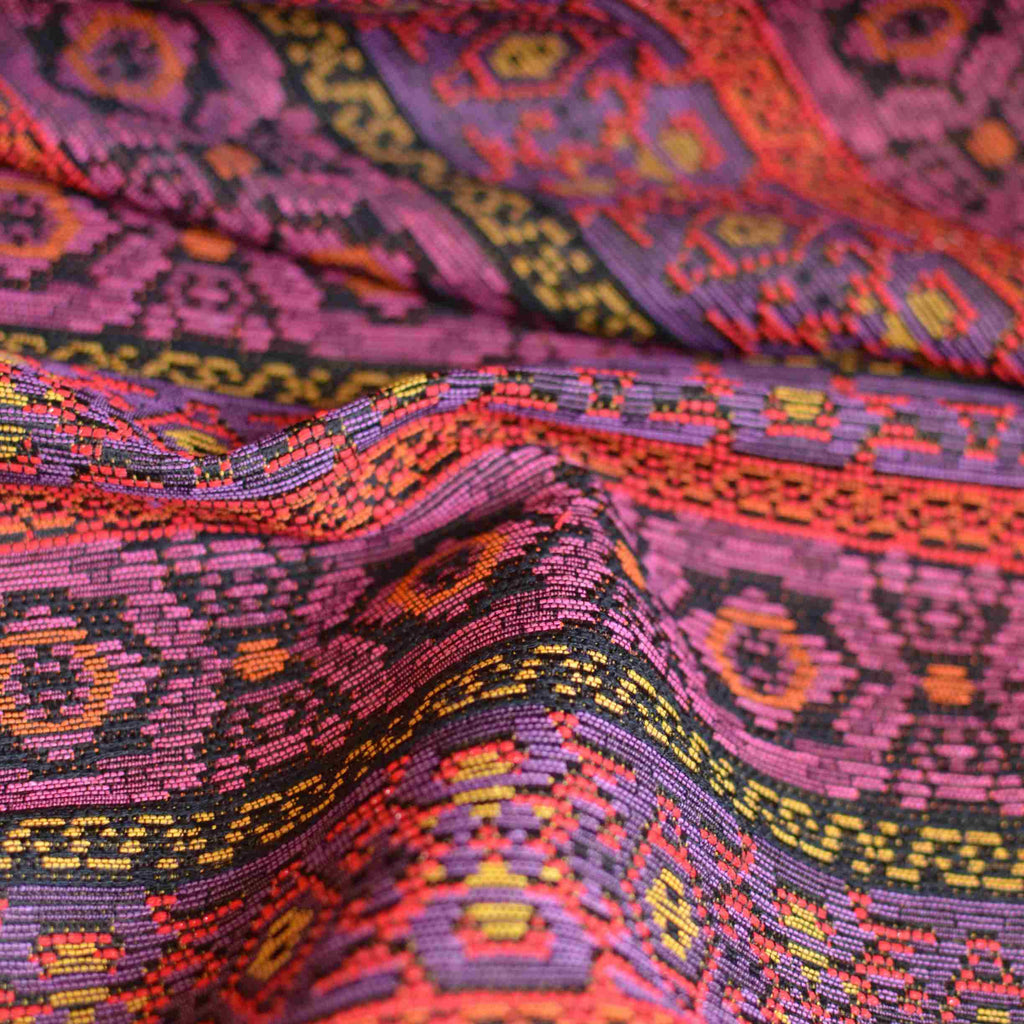 Anna Sui Cotton Jacquard – 1/2 yard