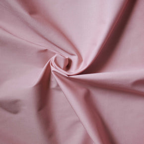 Blushed Rose - Peltier Organic Cotton Stretch Poplin – 1/2 yard