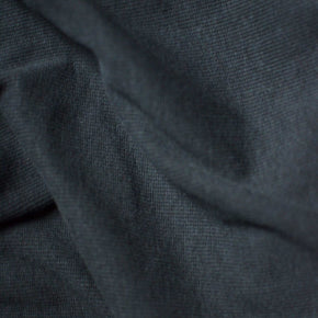 Black – Sanjana Tencel™ & Organic Cotton Ribbing – 1/2 yard