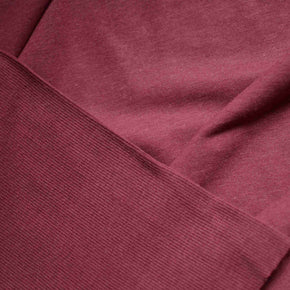 Wine – Sanjana Tencel™ & Organic Cotton Ribbing – 1/2 yard