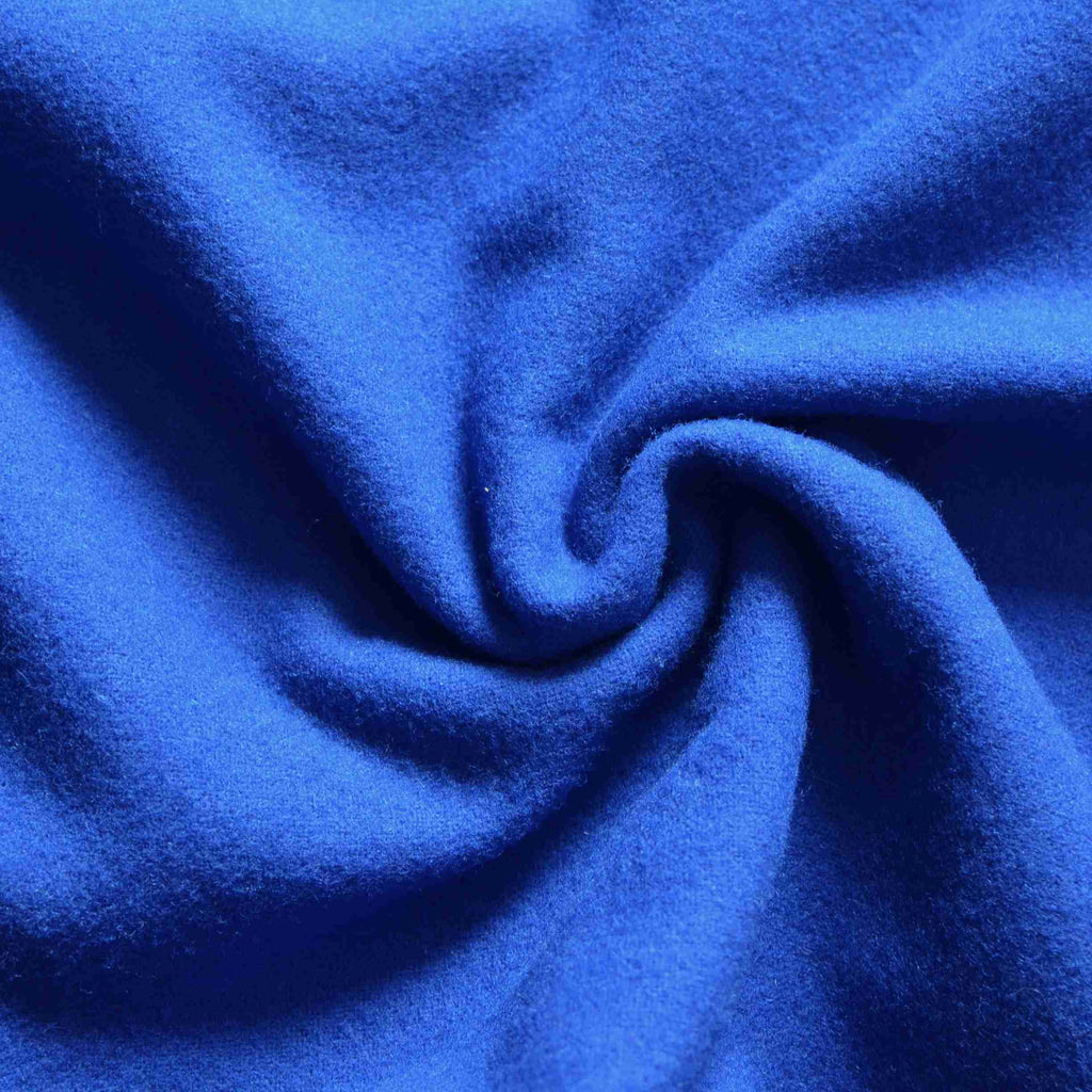 Blueberry 100% Wool Coating – 1/2 yard