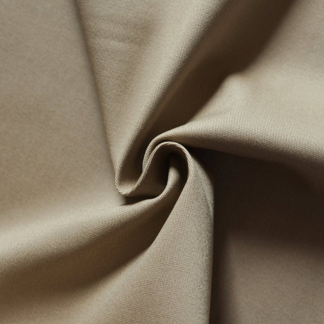 Camel – J. Crew Stretch Cotton Twill – 1/2 yard