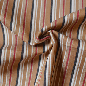 Camel Striped - Ralph Lauren Bottomweight  – 1/2 yard