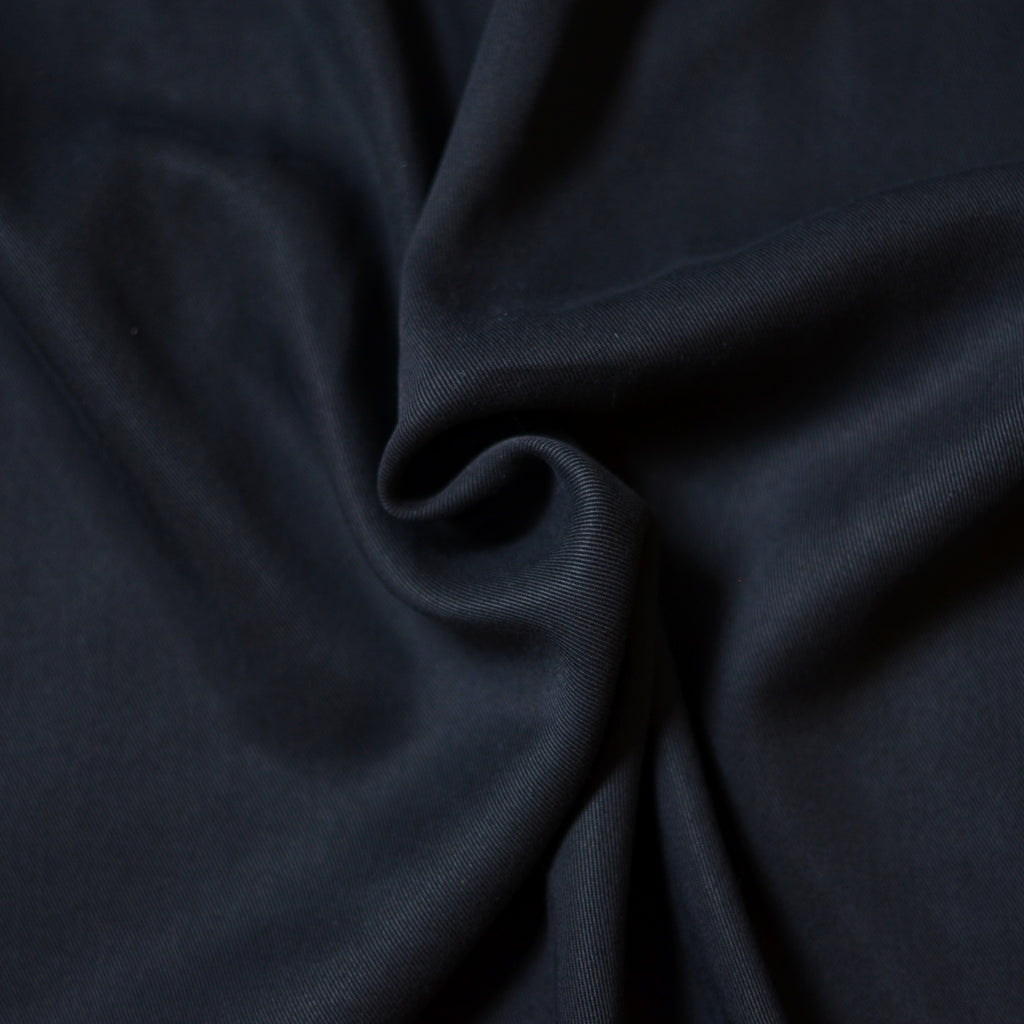 Remnant - Black – Melina Twill – 1.75 yards