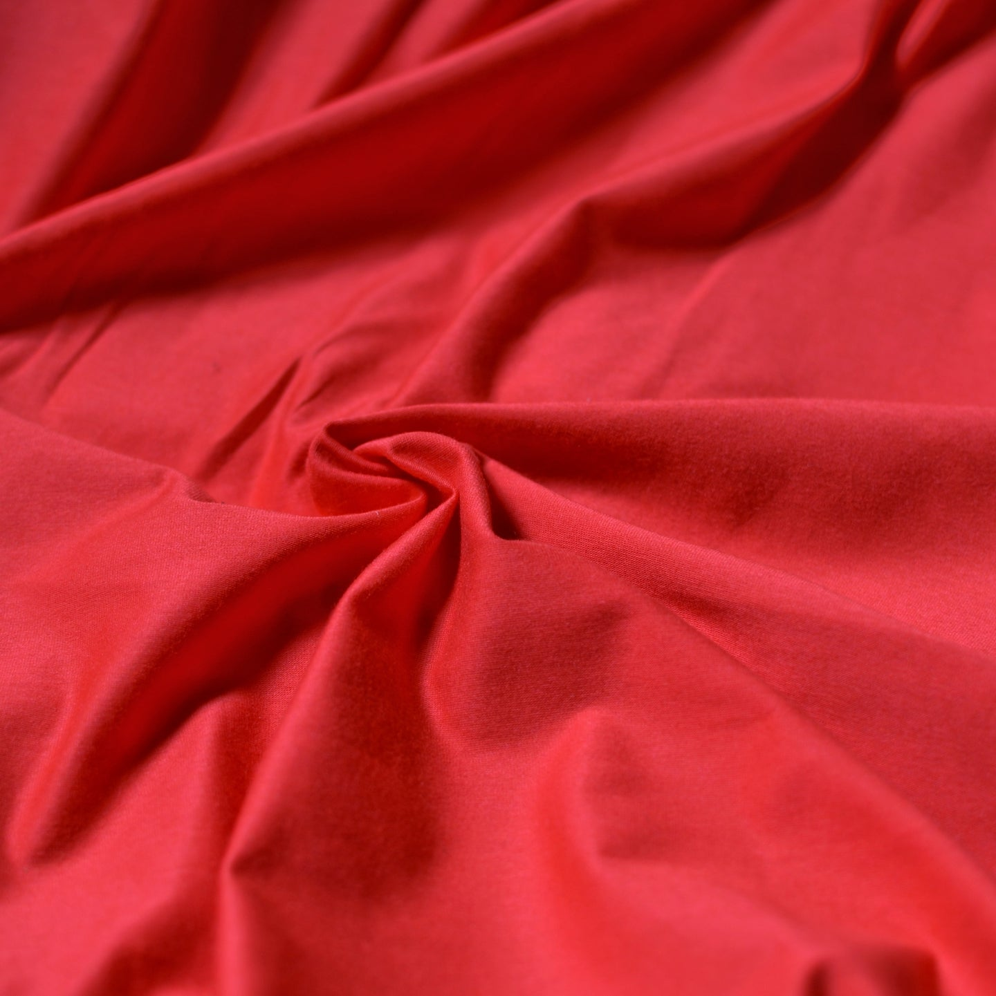 Bright Coral – Cotton Modal Jersey – 1/2 yard