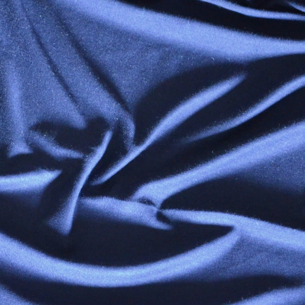 Stevie Tencel Jersey – Navy – 1/2 yard