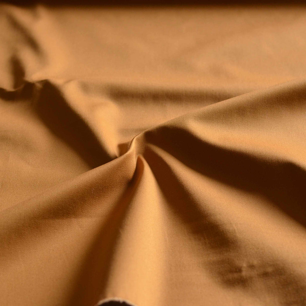 Butter Toffee – Stretch Cotton Twill – 1/2 yard