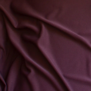 Aubergine - Recycled Polyester / Spandex Swimsuit Fabric - 1/2 yard