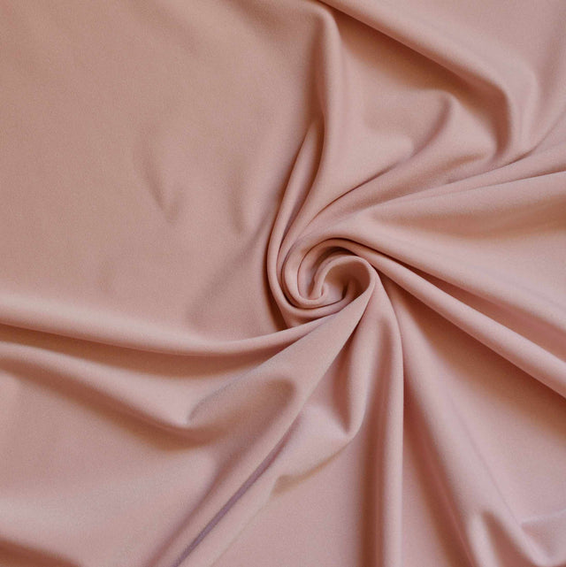 Blush Pink - Recycled Polyester / Spandex Swimsuit Fabric - 1/2 yard