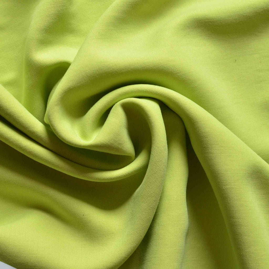 Green Apple – Lightweight Lyocell Twill – 1/2 yard