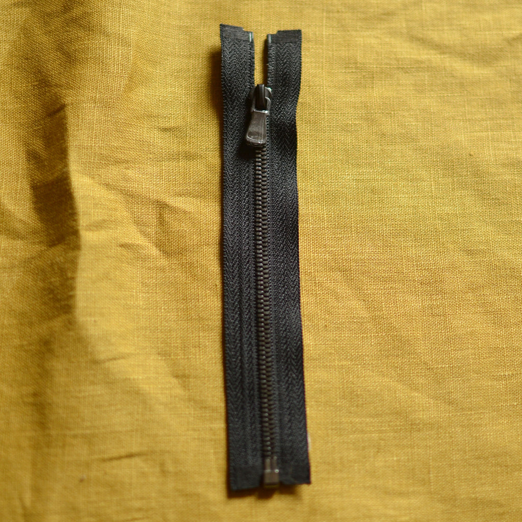 Short Deadstock YKK Zippers - 1 piece
