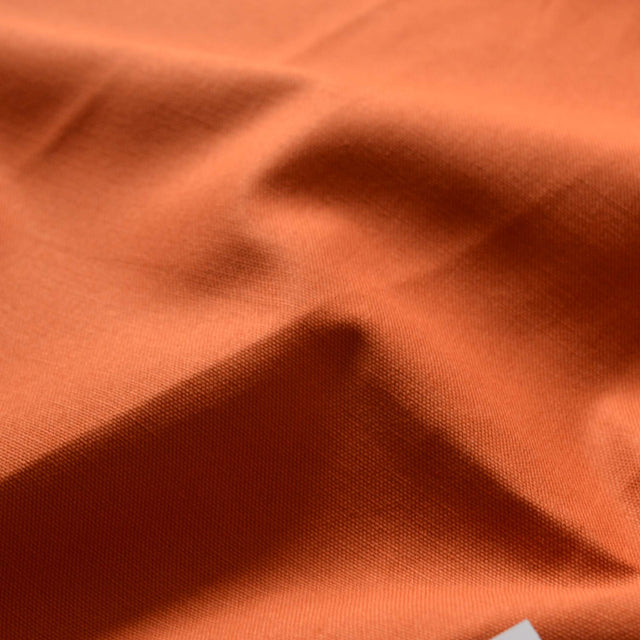 Dried Apricot – Organic Cotton 10 oz Duck Canvas – 1/2 yard