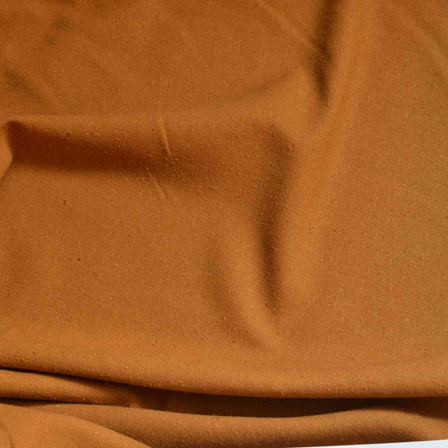 Toffee – Raw Silk Noil – 1/2 yard
