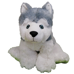 "20"" FLOPPYFOOT GREY HUSKY - beargrease"