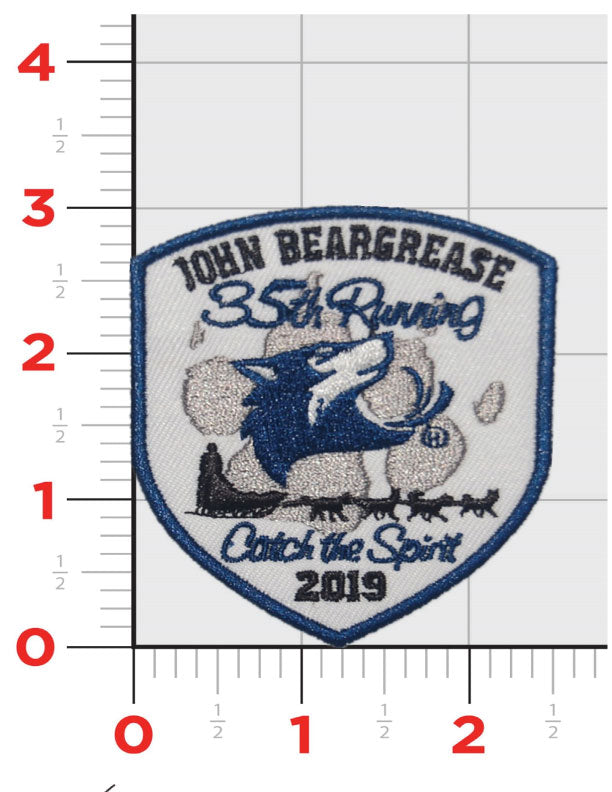 Patch 2019 - beargrease