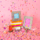 Confetti Acrylic Photo Frame