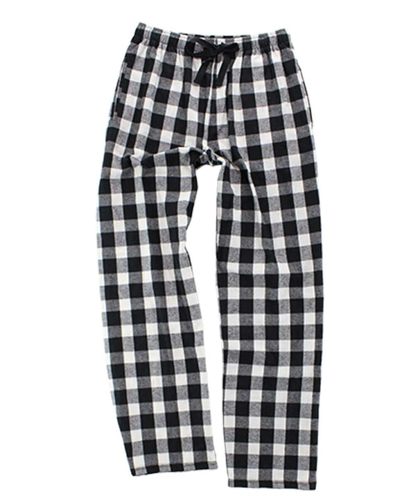 Kids Buffalo Check Flannel Pants