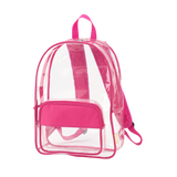 Viv & Lou Clear Backpacks