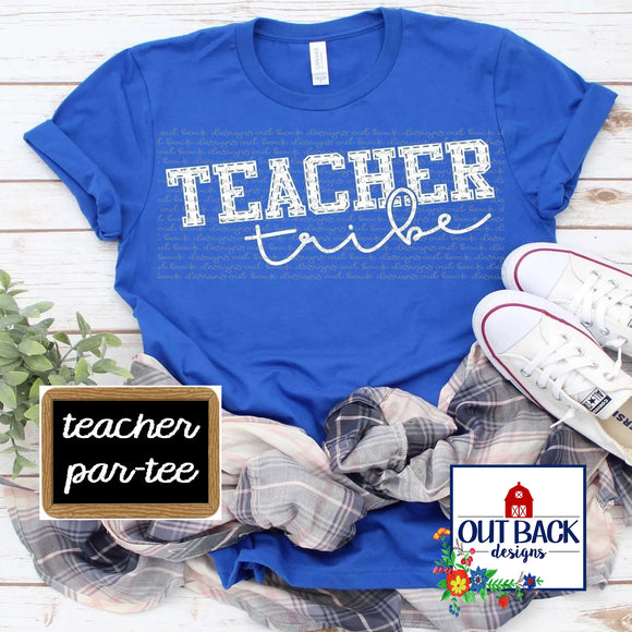 Teacher Par-Tee for April