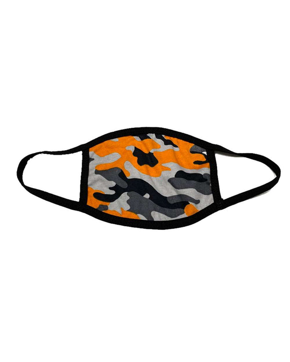 Personalized Camo Mask