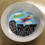 Kids Personalized Cereal Bowl
