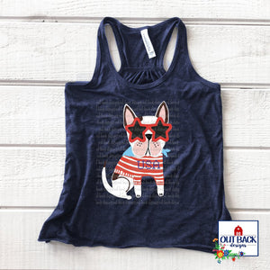 Youth American Spirit Milo Screen Print Tank