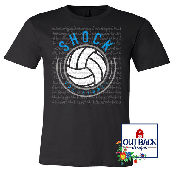 TEAM--Shock Shirt