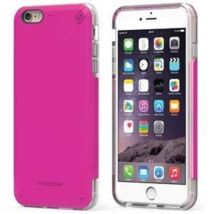 online store 528d0 12f16 PureGear DualTek Pro Extreme Shock Case for Apple iPhone 6 Plus / iPhone 6S  Plus - Pink / Clear - Retail Packaged
