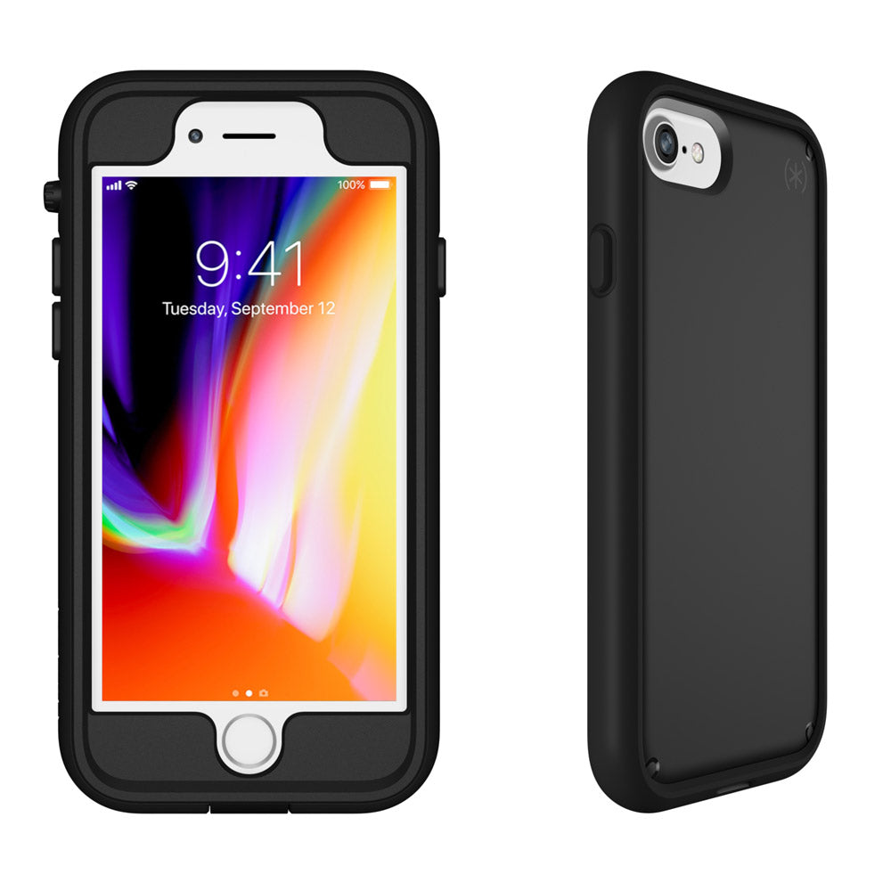 buy popular d3d3f ae81d APPLE IPHONE 7 / IPHONE 8 SPECK PRODUCTS PRESIDIO ULTRA CASE - BLACK