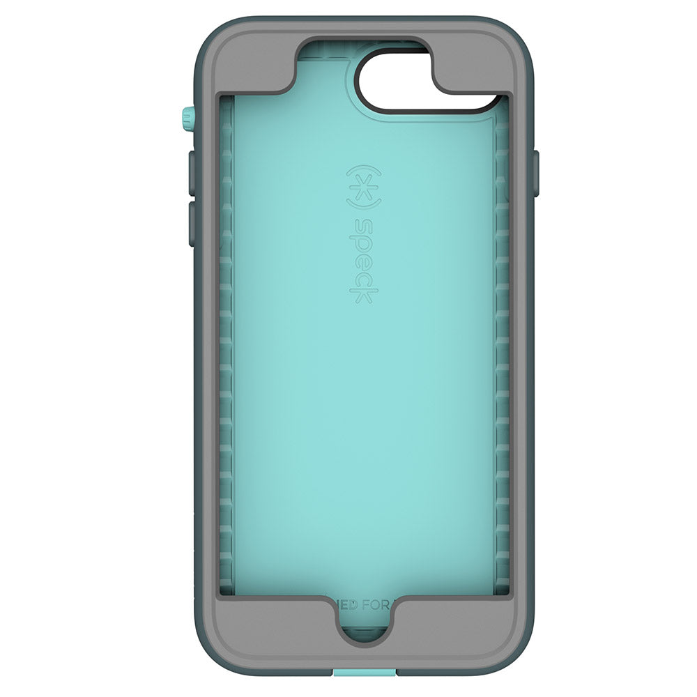 premium selection ad3b0 660a4 APPLE IPHONE 7 PLUS / IPHONE 8 PLUS SPECK PRODUCTS PRESIDIO ULTRA CASE -  SAND GRAY, SURF TEAL, AND MOUNTAINSIDE GRAY