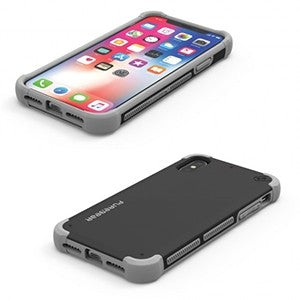 promo code e4aa9 64c51 PureGear DualTek Extreme Shock Case for Apple iPhone X - Matte Black -  Retail Packaged
