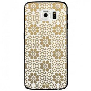 official photos d442b b0b7d Sonix Clear Crochet Floral Case for Samsung Galaxy S6 Edge