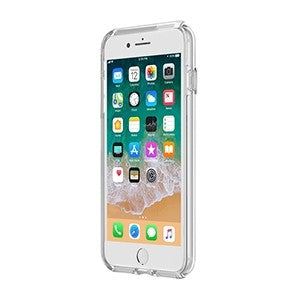 newest 4dbc0 d24f4 Incipio DualPro Pure Case for Apple iPhone 6 Plus / 6S Plus / 7 Plus / 8  Plus - Clear - Retail Packaged