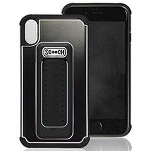 more photos a925e 92287 ScoocH Wingman Case for Apple iPhone X - Black - Retail Packaged